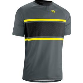 Gonso Esano T-Shirt de cyclisme manches courtes Homme, graphite